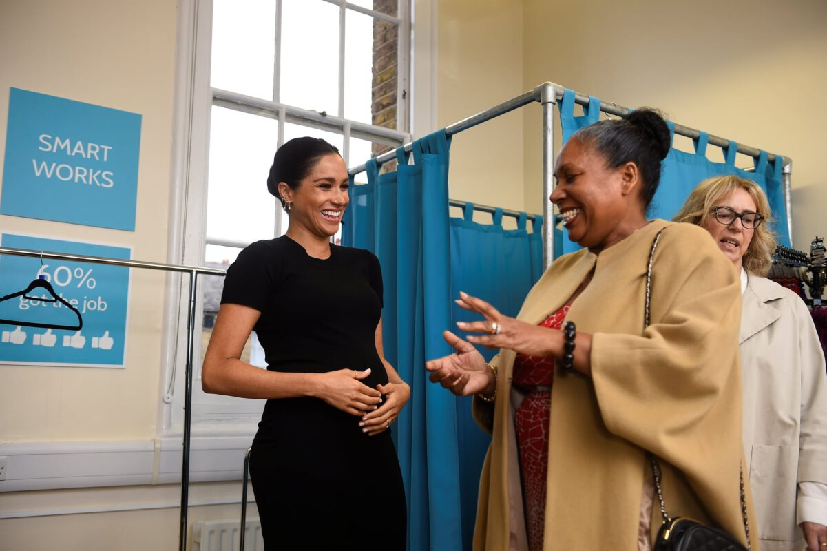 Sales for This Maternity Dress Increased by 500% After Meghan Markle Bought it on Her Own