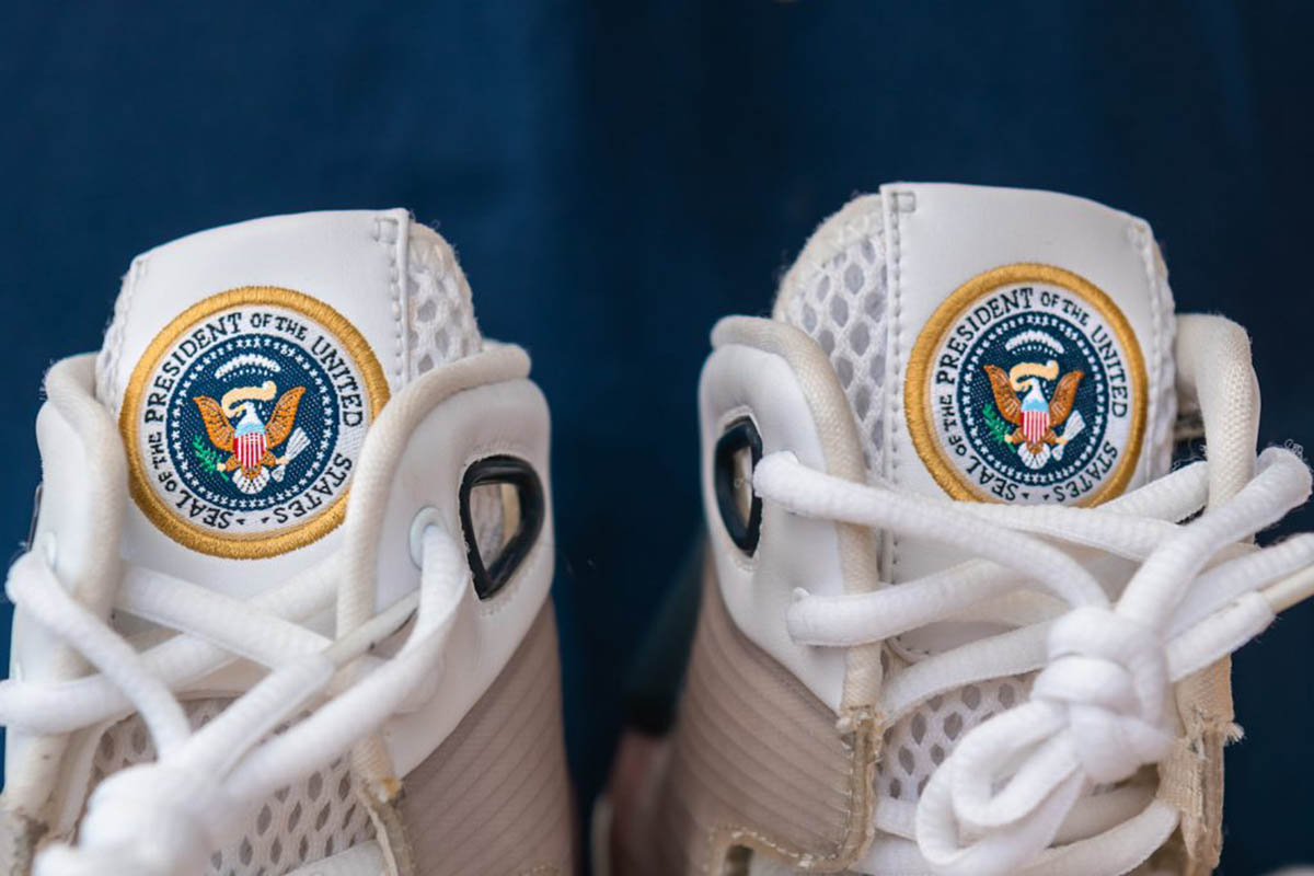 President Obama's Nike's Are Selling For $25,000, and They Are Pretty Awesome!