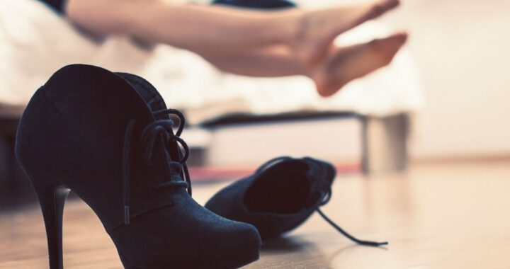 5 Tips for Achy Feet on a Long Shift